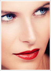 LIP INK Lip Stain Lava Red